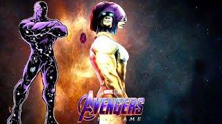 PROOF THE LIVING TRIBUNAL & KRONOS APPEAR In Avengers 4 EndGame REVEALED!