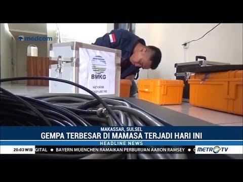 BMKG Kirim Tim Pemantau Gempa ke Mamasa Mp3
