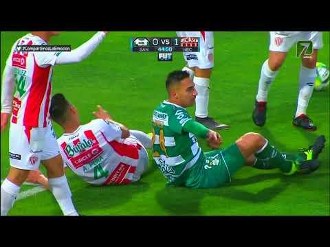 Resumen | Santos Laguna 1 - 2 Necaxa | LIGA Bancomer MX - Clausura 2019  - Jornada 11