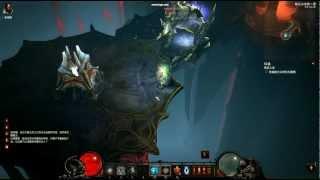 Diablo 3 暗黑破壞神3 煉獄第四章 輕鬆刷都瑞爾的黑暗騎士 簡單擁有高DSP武器