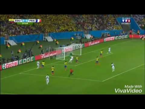 Karim Benzema -world cup 2014 • all Highlights
