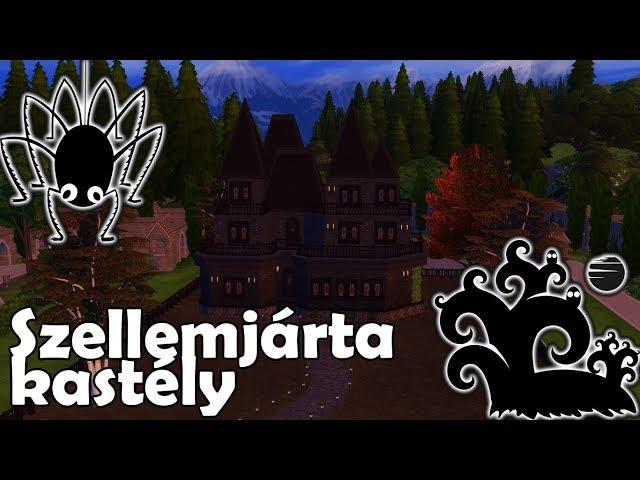 Szellemjárta Kastély - The Sims 4