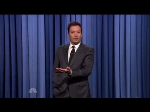 Jimmy Fallon Turns on Obama - Takes Off the Gloves After Years of Going Easy on President