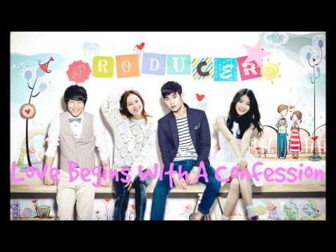 The Producer OST - Love Begins With A Confession - Kim Bum Soo