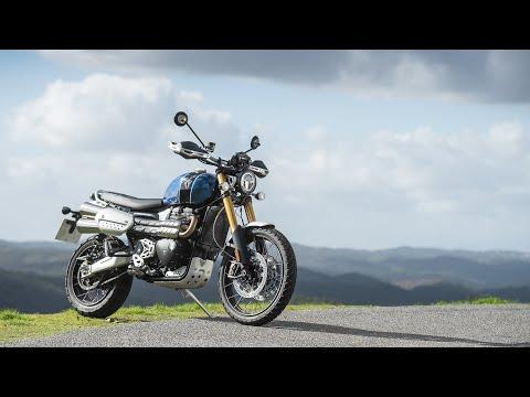 2019 Triumph Scrambler 1200 XE MC Commute Review