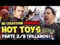 Mi Coleccio?n de HOT TOYS (Parte 2/3) | Strip Marvel