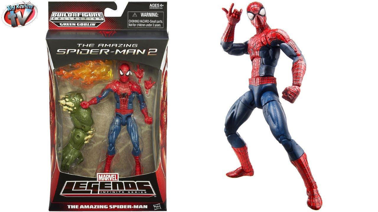 Amazing Spider-Man Marvel Legends Figure