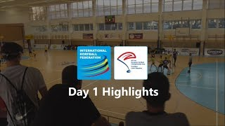 Day 1 Highlights - IKF U21 EKC 2019