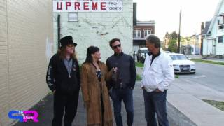 Trailer Park Boys on The Peet & Reet Show in some back alley!!!