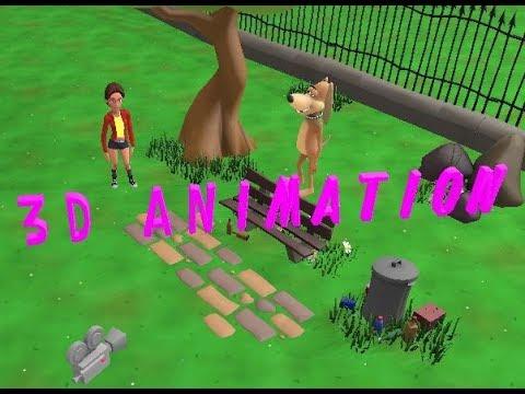 Muvizu Free Animation Software Tutorial (muvizu tutorial Part 1) thumbnail