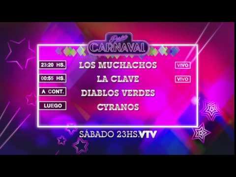 Agenda Carnaval Sabado 27 Febrero