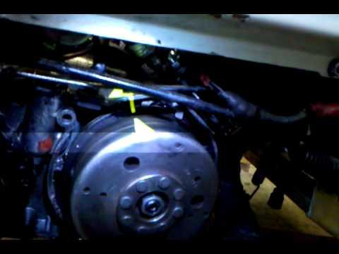 Simson 90622m Wossner Lampa Stroboskopowa Ducati Energia Youtube