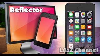 Reflector - как записать видео с экрана iphoneipad(シПодписывайся, чтобы не пропустить новые видео! シ ▻ YOUTUBE: http://www.youtube.com/user/JustLAzZ ▻ Мой паблик VK: https://vk.com/lazzch..., 2015-03-11T17:20:10.000Z)