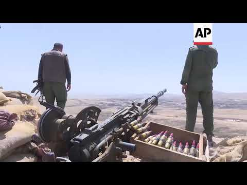 Peshmerga detain suspected IS fighters near Tal Afar
