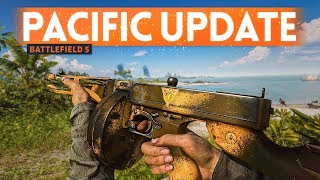 Battlefield 5 Pacific: 3 NEW FEATURES Coming
