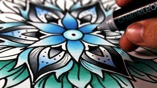 ¿SERÁ ESTE EL VÍDEO MÁS SATISFACTORIO QUE VERÁS HOY?   Chameleon Markers + Life Hack   ArteMaster