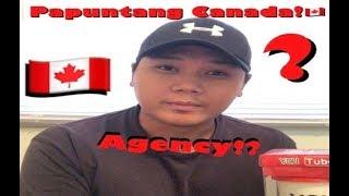 Agency na pwede applyan papuntang Canada!