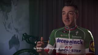 Bryton | New partnership with Deceuninck - Quick-Step Team 2019