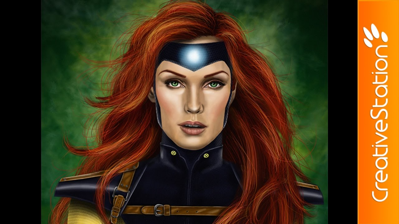 jean grey Famke janssen as