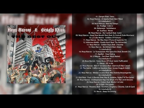Noyz Narcos - Best Out Vol.1 - Full Album [HD]