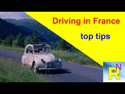 Car Review - Driving In France: Top Tips - Read Newspaper Tv