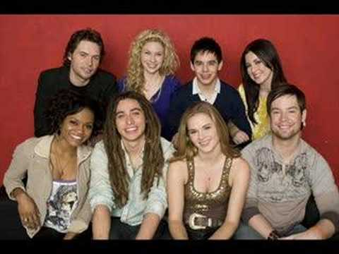 Shout To The Lord by American Idol top 8 season 7 (studio)