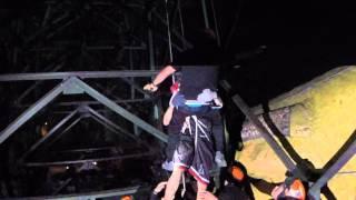 BFP-SRU rescue operation