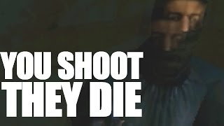 You Shoot They Die [Shadow Force: Razor Unit]