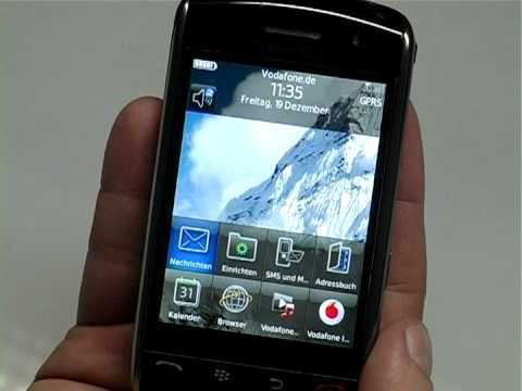 How to convert DVD and video to BlackBerry Storm