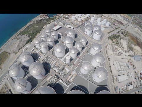 Vassilikos Port Cyprus [HD]