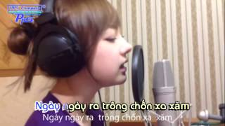 Kr Beo dat may troi Cover By Jannina KaraOke