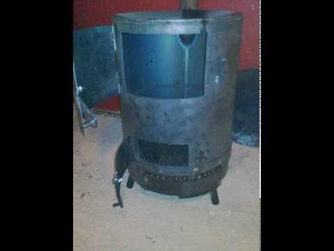 Caldera casera de aire a le a cap tulo 1 doovi for Estufas de lena caseras