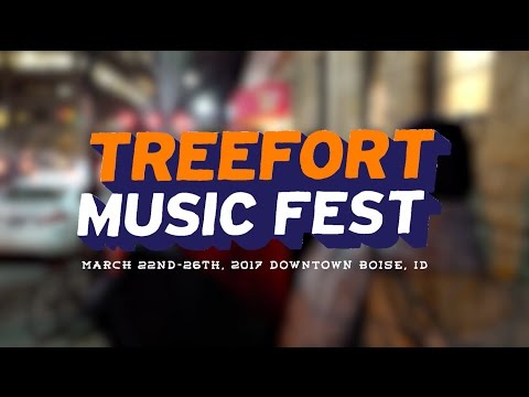 Treefort 2017: Day 1 in 30 Seconds