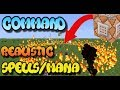 Minecraft Xbox One Command Block Realistic Magic Spells