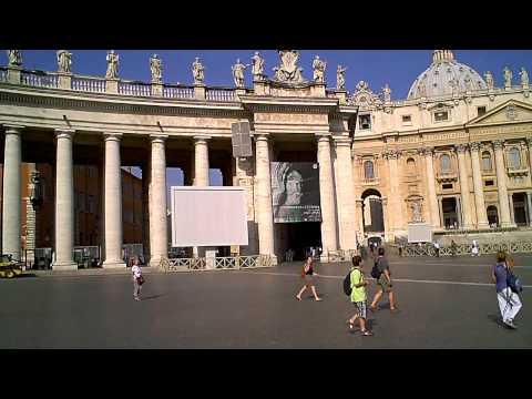Vatican City - Roma July 2010