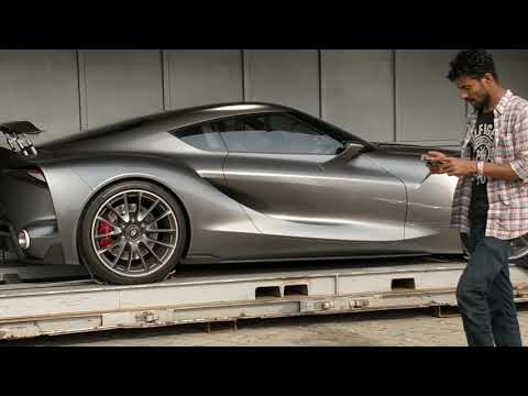 Toyota FT-1 & Supra Mk4 Turbo together first time ever! #bangladesh