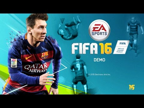 ps4 fifa 16 gameplay 1080p hd