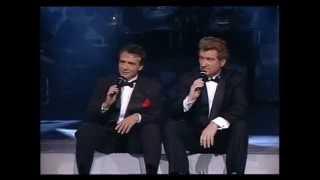 Eddy Mitchell et Michel Sardou « Sur la route de Memphis » Les Victoires de la musique 1999