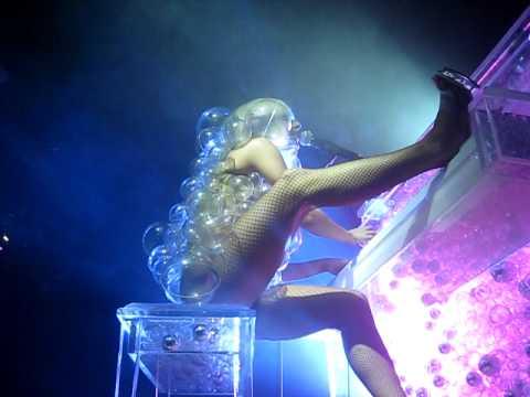 Lady GaGa - Future Love - March 14, 2009 [LIVE at the San Francisco Mezzanine - Fame Ball Tour]