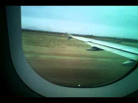 VUELO LIMA - JULIACA AIRBUS A319