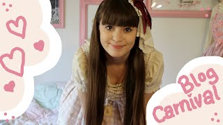 ~Lolita Blog Carnival: One Expensive and One Inexpensive Outfit~