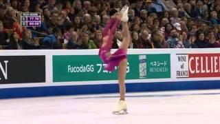 Satoko MIYAHARA - 2016 World Championships - LP (CBC)