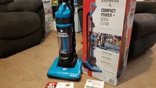 Dirt Devil Power Express Vacuum Unboxing & Assembly Tutorial (UD20120)