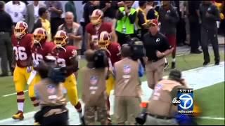 Fans sound off on Redskins