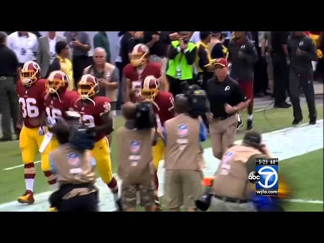 Fans sound off on Redskins South Park commercial