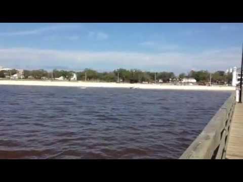 Beau Rivage Biloxi Beach Mississippi Youtube