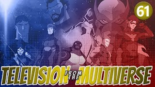 Television From The Multiverse #61: Young Justice Outsiders (DC Comics TV Podcast)