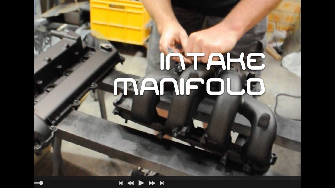 intake manifold mazda 6 mps mps3 removal install youtube rh youtube com 2006 Mazda 6 Sport 2009 Mazda 6