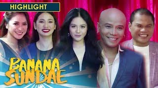 BananaKada red carpet walk into the 2nd Golden Banana Awards | Banana Sundae