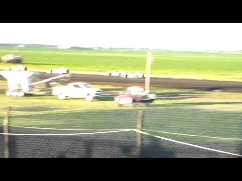 Sport Mod Heat 5 @ Hancock County Speedway 06/20/17